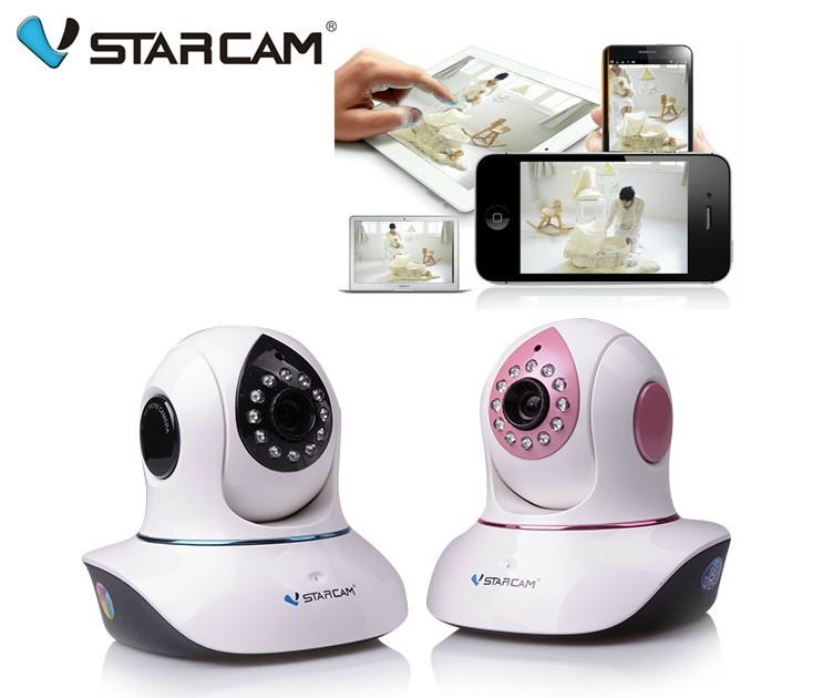 Audio drahtlose steuerung baby elektronische Überwachung Video Wi-Fi nachtsicht-ip-kamera Stimme für samsung mobile iphone 4 5 5s telefon