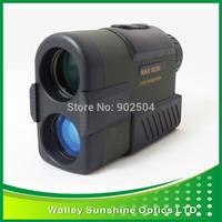 Wateproof 500m speed and range finder  Laser Range finder Hunting scopeLaser Distance Meter and Speed Finder