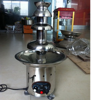 Commercial Cascade Fountain, Chocolate Fountain Machine( 4 layer , 60cm high)