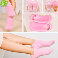 1 Pair PILATEN Authorized SPA Beauty Foot Mask Set ,Reusable Foot Mask Socks,Moisturizing,Repair Exfoliating Feet Care Tools