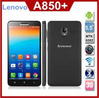 Lenovo A850 A850+A850i phone Octa Core MTK6592 5.5 inch IPS Android 4.2 1GB RAM 4GB ROM Dual SIM Multi Language 2500mAh