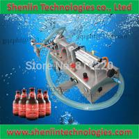 Hot sauce dosing filler filling machine canoil coconut oil bottling equipment tool shampoo bottle packaging syrup perfume 1000ml