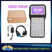 With Multi-languages 2015 Latest version CK-100 V99.99 New Generation of SBB key programmer CK100 CK-100 key pro Free Shipping