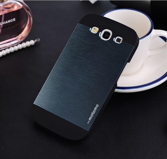2014 New Luxury Slim Ultra thin Aluminum Metal Phone Cover Case For Samsung Galaxy S3 SIII i9300 i9308 i 9300 Free Shipping(China (Mainland))