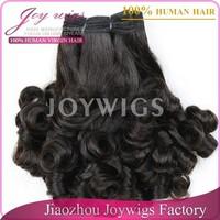 Cheap 6A Funmi Hair Brazilian Hair Aunty Funmi Spiral Curls Human Hair 100% Virgin Human Hair Weave Free Shipping