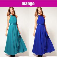 European American Fashion Brand Women  Winter Dress  New 2014 Spring With Velvet  casual dress JS1013