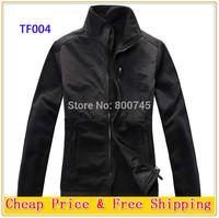 Free Shipping The Women Denali Fleece Jackets Black Lady Camping Windproof High Quality Jacket Outdoor Climbing Sportswear S-XXL