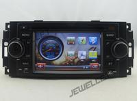Car DVD GPS Navigation for Dodge Caliber, Ram,Charger,Durango with map