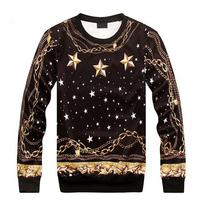 Man Autumn  2014 Hoodies men sport suit varsity Pullover Sweatshirt Vintage Designer Men PYREX 23 Hoody Camouflage Pullover 3740