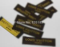 Free shipping DIY custom clothing labels,personalized labels,custom hang tags,custom shirt tag labels 100pcs/lot,clothing tags