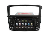 Android 4.4 Car DVD GPS Navigation for Mitsubishi Pajero with 3G/Wifi