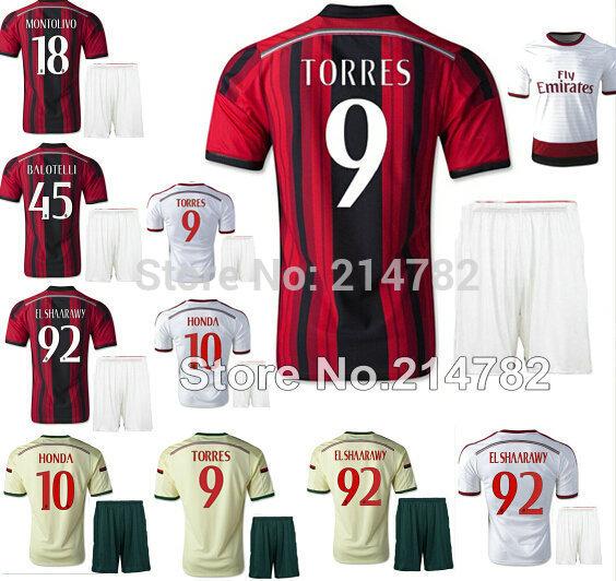 Soccer shirt uniforms 15