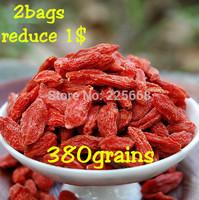 250g Chinese wolfberry, Goji berry Tea,Herbal good for sex, Ningxia ORGANIC Top grade Quality Dried Goji Berries, Drop shipping