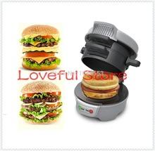 Impressionante ferramenta Breakfast Sandwich - Pequeno-almoço Sandwich Maker W / ovo, bacon, presunto e Muffin Kitchenaid utensílios de cozinha Eletrodomésticos(China (Mainland))