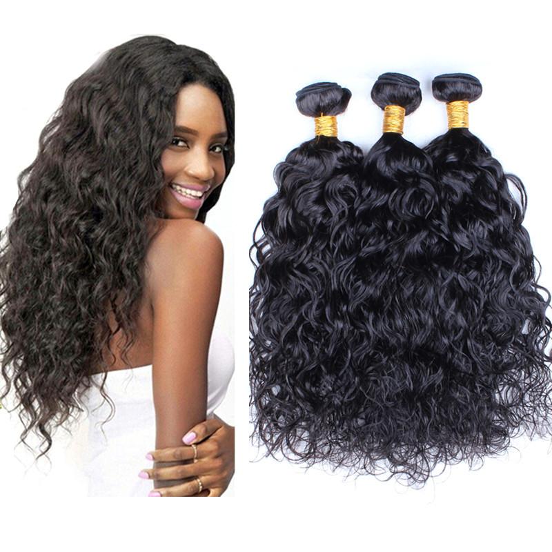 Virgin Brazilian Water Wave Hair