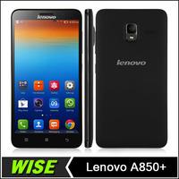 Original Unlocked 5.5Inch lenovo a850 plus mtk 6592 Android 4.2 Octa Core 1GB RAM 16GB ROM smartphone