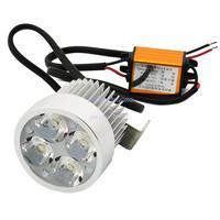 12W 12V-80V Motorcycle LED Headlamps/Motorcycle LED Headlight/Motor LED Headlight/Motor Lamps Free Shipping B2# 11649