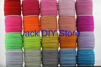 "32colors 10yds/color 1/8"" Skinny Elastic for headband Hair Accessories Free Shipping YOU PICK 5 COLORS"