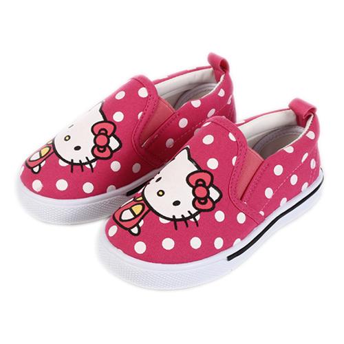 kitty gato zapatos de los niños 2014 nueva para niños de lona zapatos zapatillas de deporte chico chicas hello kitty princesa niño niña niño cartón zapatillas de deporte