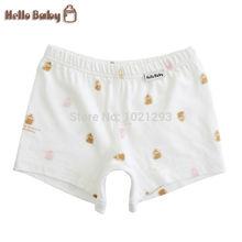 HelloBaby newborn baby shorts for kids inside bamboo fiber underwear boxer briefs shorts baby cool models shorts baby girl(China (Mainland))
