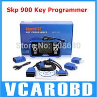DHL,EMS Fast Shipping+free lifetime update online 2015 Original SuperOBD SKP-900 Hand-held OBD2 Auto Key Programmer SKP900 V3.0