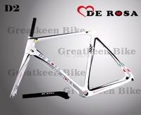 2014 New Model dE ROSA D2 road bike carbon frame mtb carbon frame road bicycle colnago c60 mendiz RS premium bh g6 986