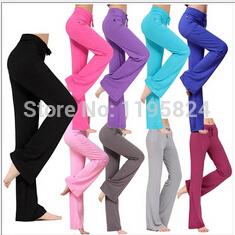 Сигнал Y1401 модальные штаны йоги брюки запуск танец Gym тренировки носить одежду фитнес медитация одежда для женщин обучение спортивную