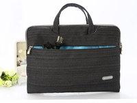 2014 new design 13' 14' 15' nylon super light cheap Laptop briefcase handbag for macbook hp Ultrabook gray wine red can choose
