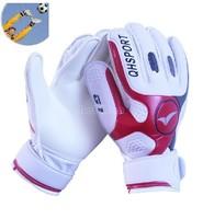 Brand professional football goalkeeper gloves thick latex gloves keeper finger protection glove soccer goalie gloves G1
