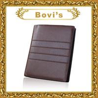 New trendy multicolor man wallets designer patchwork man short purse 3612-04#