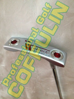 2015 new golf club Silver Newport2.5 Golf Putter With Steel Shaft And Headcover 1pc
