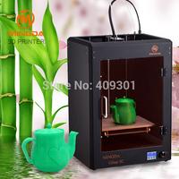 World Popular MINGDA 3D Printer Glitar 8 printer 3D,3-D printer with large building size 300*200*400 mm,3 D printer best price