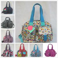 Women Female Monkey Handbag Totes Messenger Bags Nylon Shoulder Bags Satchel Leisure Baby Handbags Promotion