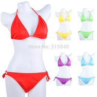 2015 Biquini Women Sexy Swimsuit Bikini Brazilian Set With Push Up Bandage Swimsuit Bathing Suit Beach Clothing -- WBK17 PA44 SX