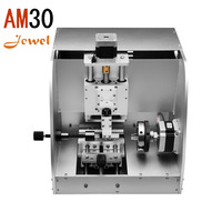 Gravograph M20 Jewel inside outside ring engraving machine