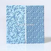 Free Shipping 10 set link flower floral lace embossers 15*7cm baking mould Mat decorating fondant Cake liner Decorator Mold Tool