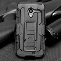 Future Armor Impact Holster Combo Hard Case for Motorola Moto X XT1055 XT1058 XT1060 Cover Belt Clip + Flim + Touch Stylus