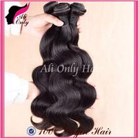 "Cheap Peruvian Virgin Hair Body Wave 3Pcs,Peruvian Hair Natural Black Hair Weaves 8""-30"",Can Be Dyed Remy Human Hair Extensions"