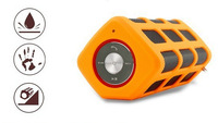 weed green freeshipping portable speaker usb/mp3 mini A2DP/MP3 subwoofer sound box rechargeable outdoor bluetooth TF card