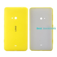 Original Door Case Back Housing cover for Nokia Lumia 625 Battery Cover with Side buttons Replacement Skin cover