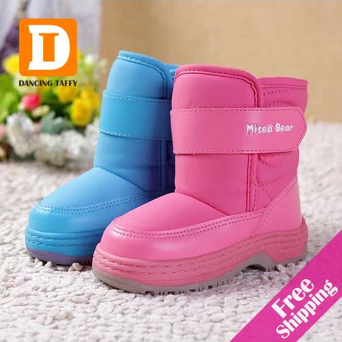 Size22-27 novo 2014 moda inverno Martin crianças botas sapatos de criança sapatos quentes menino bota de neve menina crianças sapatilhas(China (Mainland))