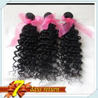 Cheap Muse Hair Products Brazilian Deep Wave Curly Virgin Hair 1pc 60gram Rose Hair Extensions Brazilian Virgin Human Hair
