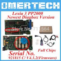 2014 Professional Diagbox 7.55 Lexia 3 PP2000 Full Chips 921815C/4.3.2 Peugeot DiagnostIc Tool Multi-language PSA XS Evolution