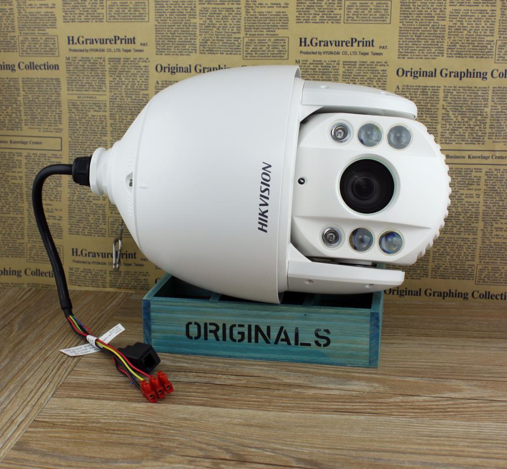 Hikvision DS-2DE7174-A 1.3MP HD Network IR Speed Dome IR PTZ outdoor dome camera DS-2DE7174-A(China (Mainland))