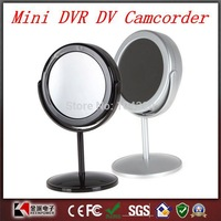 Free Shipping Mirror Hidden Camera Mini DVR DV Camcorder Video Recorder with Motion Detection 720 x 480