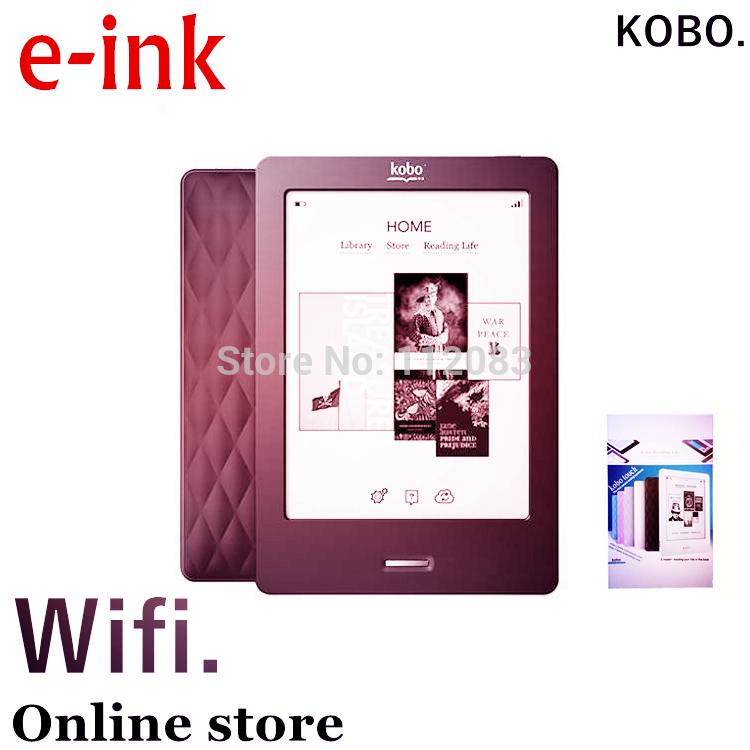 Kobo, 6 pouces., e-ink, lecteur ebook, livre électronique, touch, audio portable& vidéo, paperwhite, utilisé, pas, glo, wifi, ereader, encre, livres
