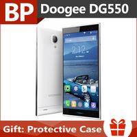 In Stock DOOGEE DAGGER DG550 MTK6592 Octa Core 1.7GHz Andriod 4.4 Phone 5.5 inch IPS OGS 1GB RAM 16GB ROM 13MP GPS russian