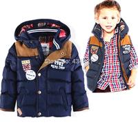 Hot sale Spring jacket for boy children outerwear brand coat 6-7-8Yrs boys kids jackets down parkas winter baby boy jacket