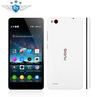 "ZTE Nubia Z7 mini lte 4G FDD smart phone Qualcomm MSM8974AA 2.0GHz 5.0"" FHD 1920x1080 2GB RAM 16GB 13.0MP Camera WCDMA 2100MHz"