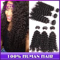 5A Brazilian Curly Virgin Hair 3pcs 4pcs Lot Rosa Hair Products Brazilian Deep Wave Curly Hair Weave Bella Dream Funmi Luxy Hair